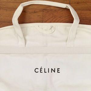 dab052a35d37 New   Authentic CÉLINE Garment Bag